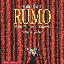 Rumo und Die Wunder im Dunkeln (Zamonien 3) Hörbuch von Walter Moers Gesprochen von: Dirk Bach