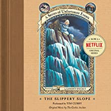 The Slippery Slope: A Series of Unfortunate Events #10 | Livre audio Auteur(s) : Lemony Snicket Narrateur(s) : Tim Curry