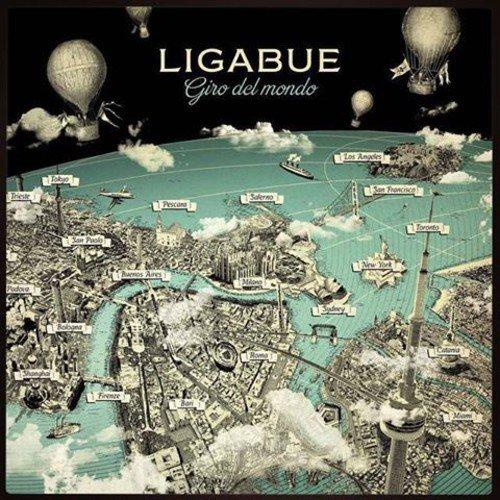 CD : Ligabue - Giro Del Mondo (Italy - Import, 3 Disc)