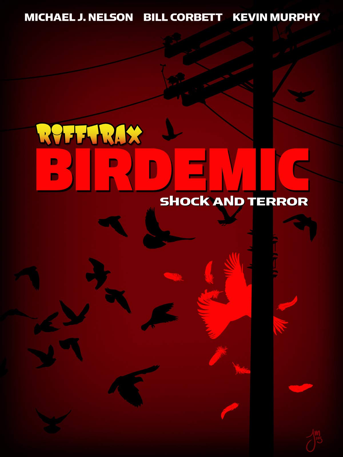 RiffTrax: Birdemic Shock and Terror