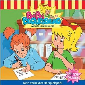 Maritas Geheimnis (Bibi Blocksberg 91) Hörspiel
