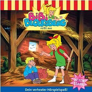 Bibi reißt aus (Bibi Blocksberg 25) Hörspiel