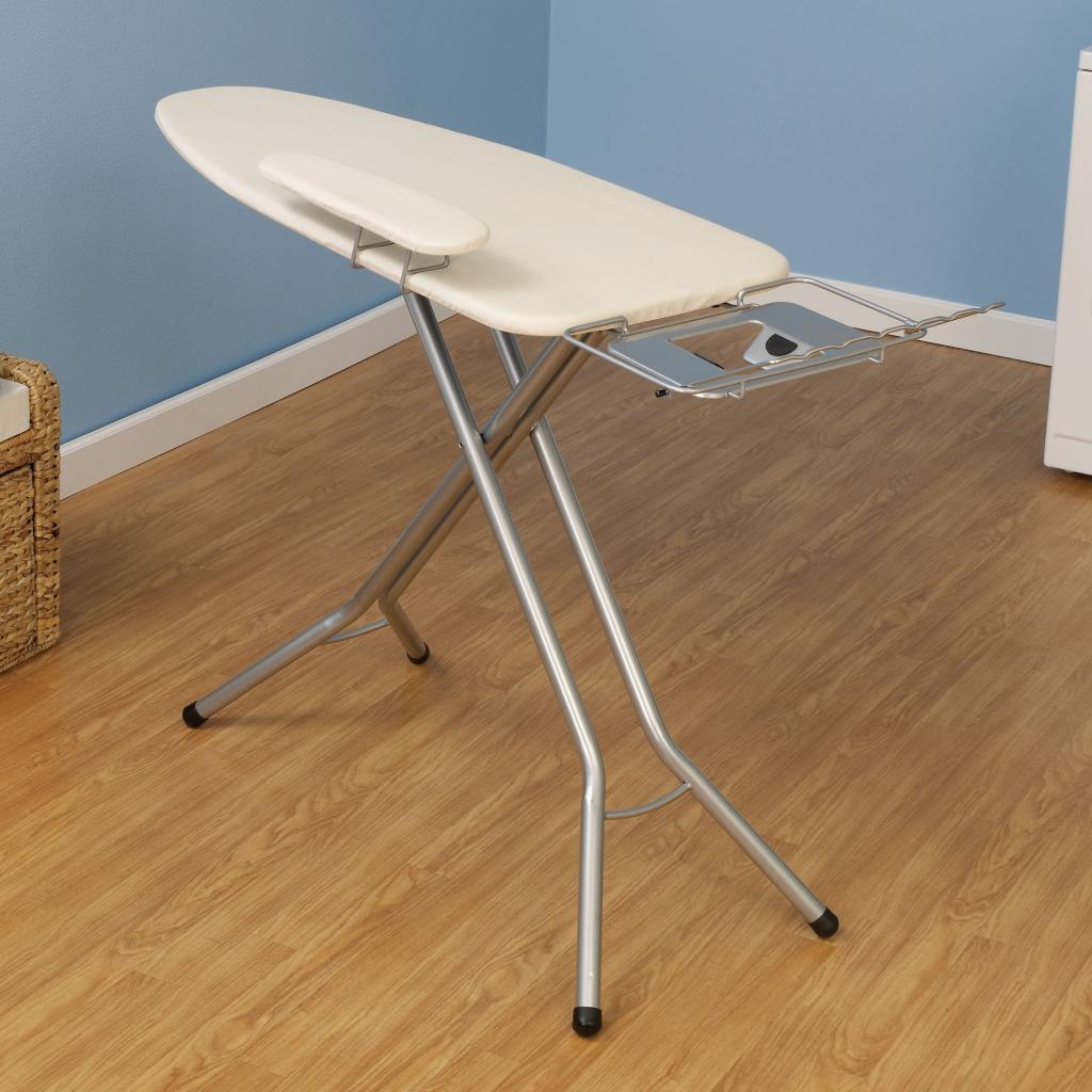 household essentials fibertech wide top 4 leg. Black Bedroom Furniture Sets. Home Design Ideas