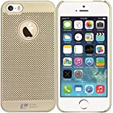 DMG Ultra Thin Dotted Protective Highwire Back Cover Case For Apple IPhone 5/5s/5se (Gold)
