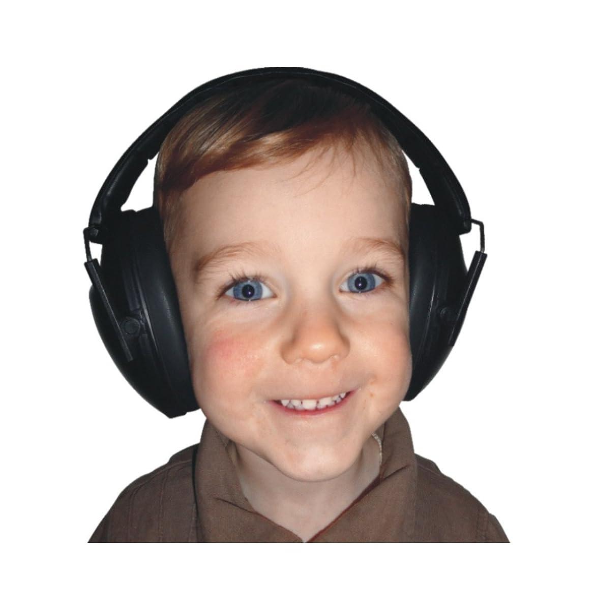 Kids Ear Defenders - Black