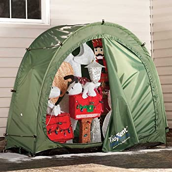 Tidy Tent Storage Unit