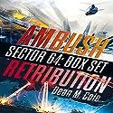 Sector 64 Box Set: The Complete 2-Book Series Hörbuch von Dean M. Cole Gesprochen von: Mike Ortego