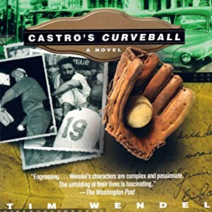Castro's Curveball Audiobook