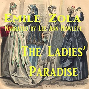 The Ladies' Paradise Audiobook