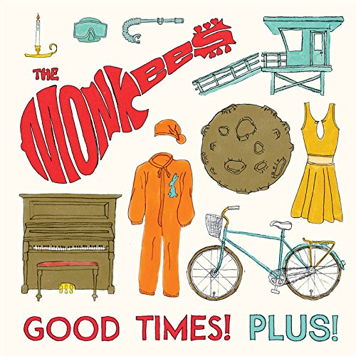 MONKEES - GOOD TIMES PLUS (COLV) (RED)