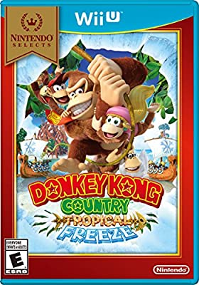 Nintendo Selects: Donkey Kong Country: Tropical Freeze by Nintendo