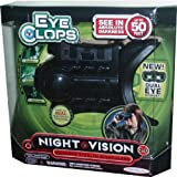 EyeClops Infrared Stealth Binoculars NIGHT VISION 2.0 with Dual Eye Display a
