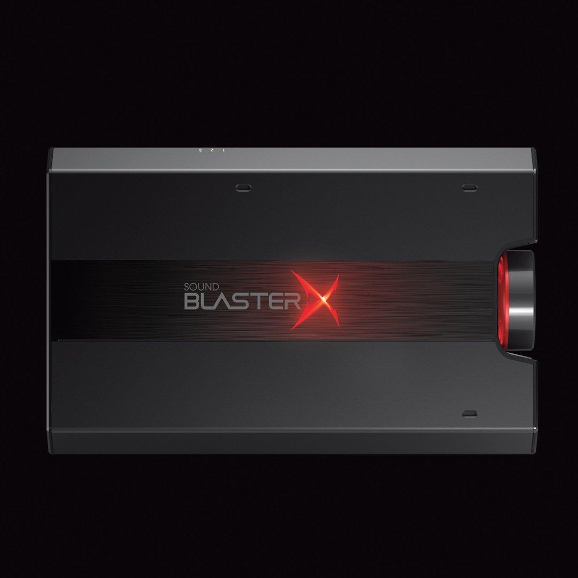 SoundBlasterX G-5