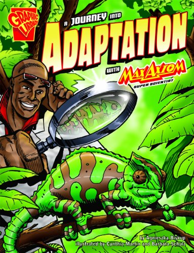 Journey into Adaptation (Graphic Non Fiction: Graphic Science)