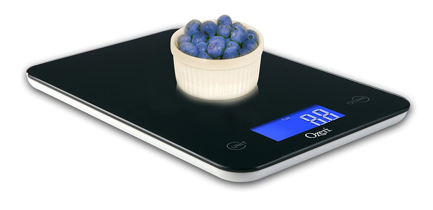 Ozeri Touch Professional Digital Kitchen Scale (18 Lbs