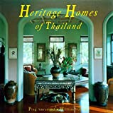 img - for Heritage Homes of Thailand book / textbook / text book