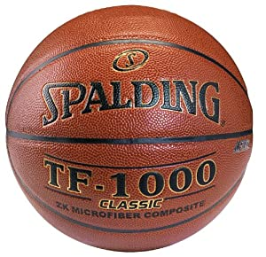 Spalding TF-1000 Classic Indoor Basketball, 29.5-Inch
