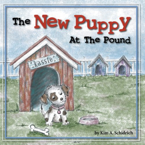 the-new-puppy-at-the-pound-english-edition