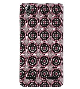 PrintDhaba Pattern D-5399 Back Case Cover for LENOVO A6000 PLUS (Multi-Coloured)