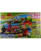 Lego Duplo - 66494 - Super pack 3 en 1 Train