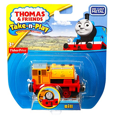 Fisher-Price Thomas the Train Take-n-Play Bill Engine