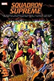 img - for Squadron Supreme Classic Omnibus book / textbook / text book