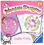 Ravensburger Hello Kitty Mandala Desi...