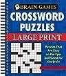 Crossword Puzzles (Brain Games (Unnumbered))