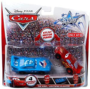 Stunt Racers 4 Daredevil Stunts Disney Pixar Cars The King/Lightning McQueen at Sears.com