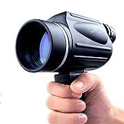 USCAMEL® 13x50 Reticle Monocular Powerful Telescope Big Eyepiece Bird Watching