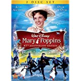 Mary Poppins (Two-Disc 45th Anniversary Special Edition) ~ Julie Andrews