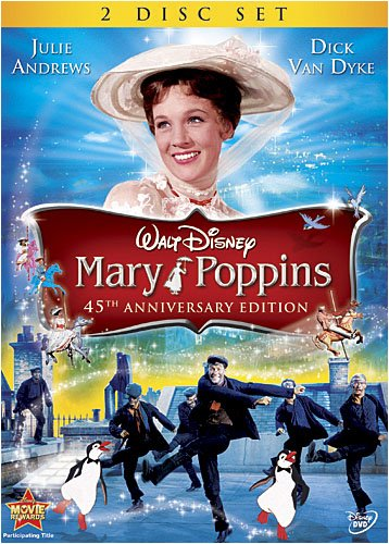 Cover art for  Mary Poppins (Two-Disc 45th Anniversary Special Edition)