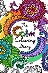 The 2016 Calm Colouring Diary (Week P...