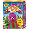 Barney: Tee-riffic Christmas Collection (3 DVD Set) [2010 DVD]
