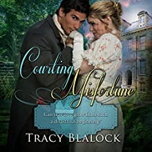 Courting Misfortune Audiobook by Tracy Blalock Narrated by Karin Allers