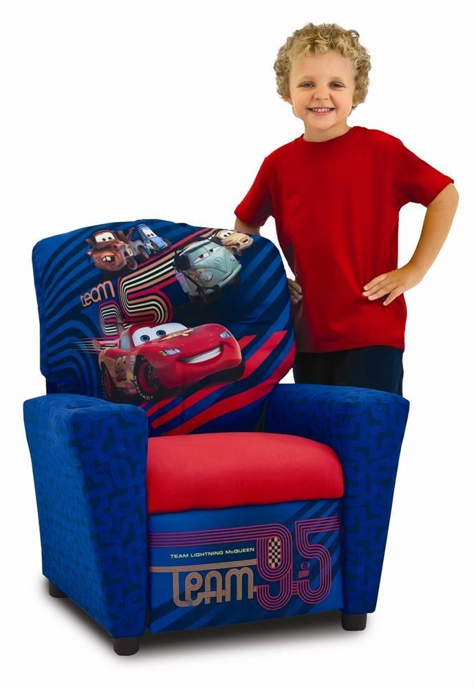 Kidz World Disney's Cars 2 Kid's recliner