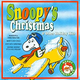 Amazon.com: Snoopy Vs The Red Baron: The Mistletoe Singers: MP3
