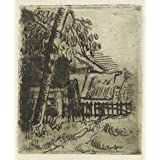 Paysage a Anvers, by Paul Cezanne (Print On Demand)