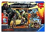 Ravensburger 09258 Dragons: Drachenreiter