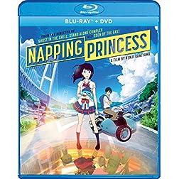 Napping Princess [Blu-ray]