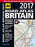 img - for Road Atlas Britain 2017 book / textbook / text book