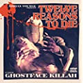 12 Reasons to die [Vinyl LP]