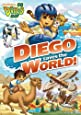 Go, Diego, Go!: Diego Saves the World