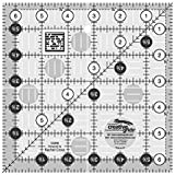 "CGR Creative Grids 6.5"" Quilting Ruler"