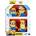 Despicable Me 4 Piece Action Figures Set