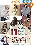 11 Crochet Shawl Patterns: Crochet Po...