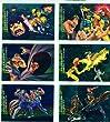'94 Fleer Ultra X-Men Greatest Battles Limited Edition Subset Complete Set of 6 Trading Cards