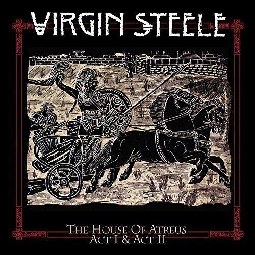 CD : Virgin Steele - House Of Atreus I + Ii (3 Disc)