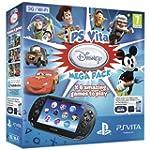 Console PS Vita 3G : M�ga Pack : Jeux...