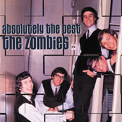 Absolutely The Best the zombies колин бланстоун род аргент the zombies featuring colin blunstone